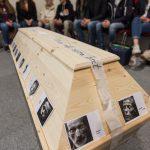 """""""Jugend und Trauer"""" ist ein Themenschwerpunkt der 10. LEBEN UND TOD in der Messe Bremen (c) M3B GmbH / Jan Rathke"""