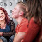 Familientrauerbegleiterin Mechthild Schroeter-Rupieper bietet Unterstützung für trauernde Jugendliche und ihre Angehörigen (c) Funke Fotoservices / L. Heidrich