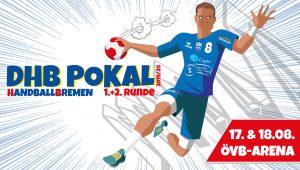 Plakat DHB-Pokal Bremen